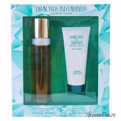 Elizabeth Taylor Diamonds and Emeralds Gift Set for Women 2