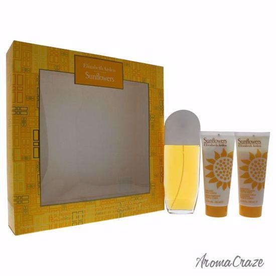 Elizabeth Arden Sunflowers Gift Set for Women 3 pc