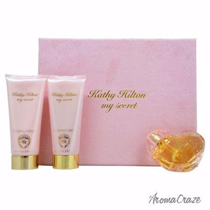 Kathy Hilton My Secret Gift Set for Women 3 pc