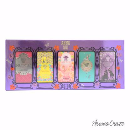 Anna Sui Miniature Collection Gift Set for Women 5 pc