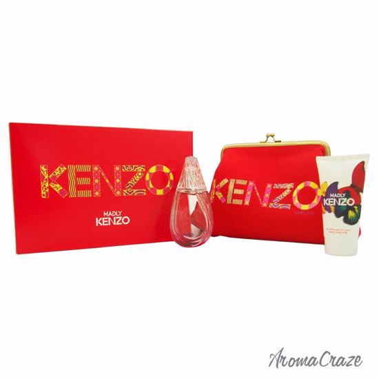 Kenzo Madly Gift Set for Women 3 pc