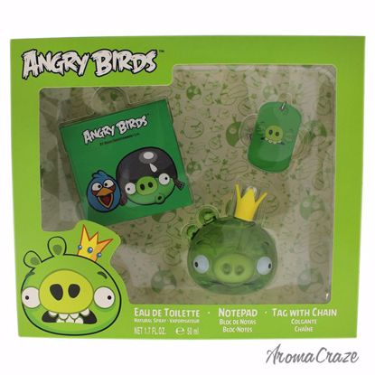 Angry Birds King Pig Gift Set for Women 3 pc