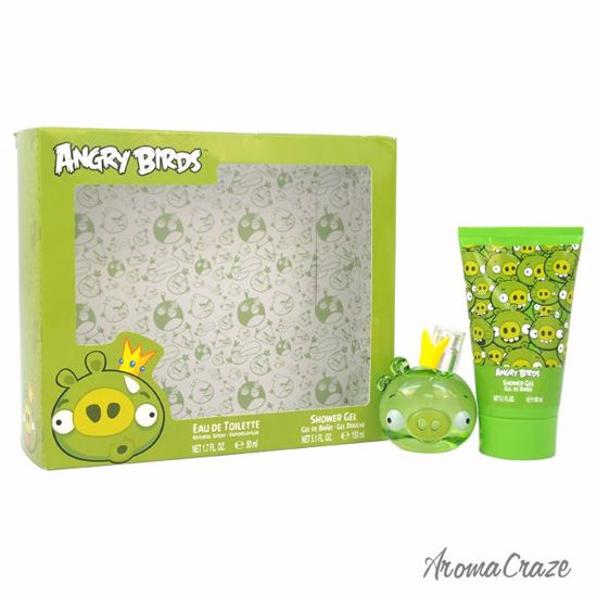 Angry Birds King Pig Gift Set for Women 2 pc