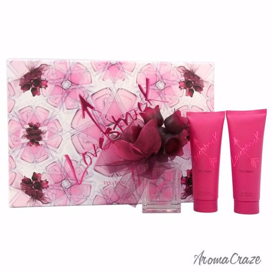Vera Wang Love Struck Gift Set for Women 3 pc