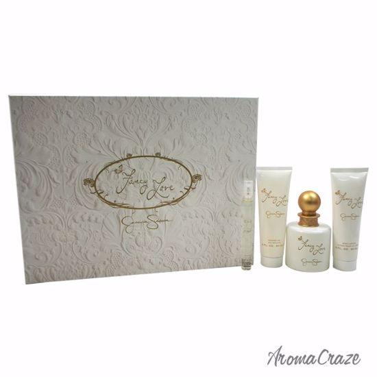 Jessica Simpson Fancy Love Gift Set for Women 4 pc
