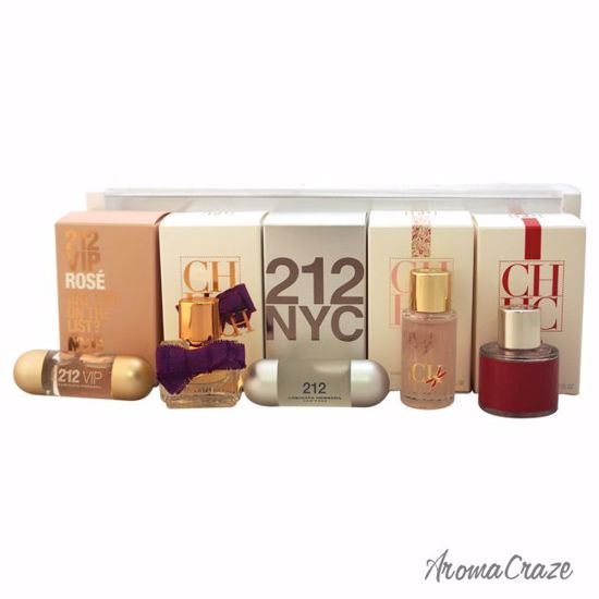 Carolina Herrera Gift Set for Women 5 pc