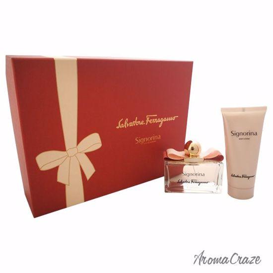 Salvatore Ferragamo Signorina Gift Set for Women 2 pc