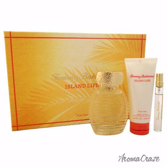 Tommy Bahama Island Life Gift Set for Women 3 pc