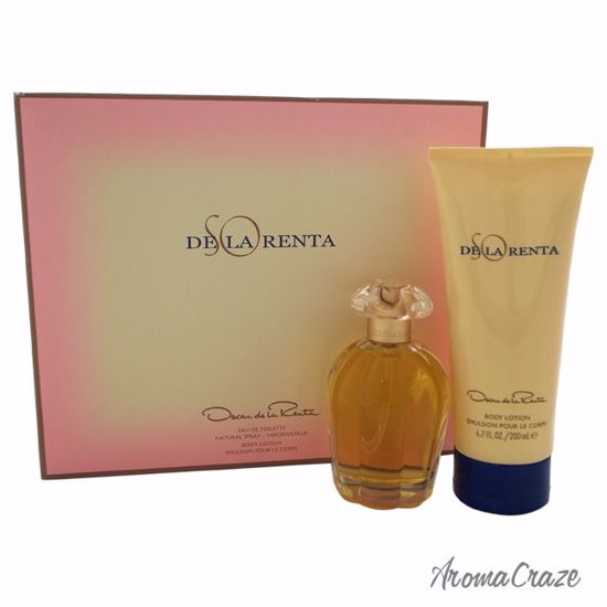 Oscar De La Renta So de la Renta Gift Set for Women 2 pc