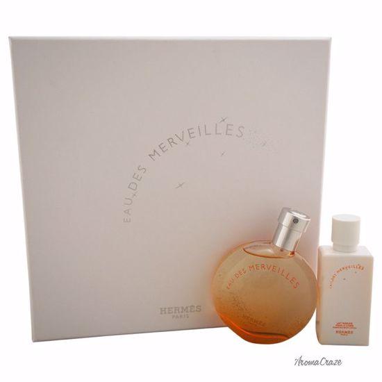 Hermes Eau Des Merveilles Gift Set for Women 2 pc