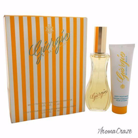 Giorgio Beverly Hills Gift Set for Women 2 pc