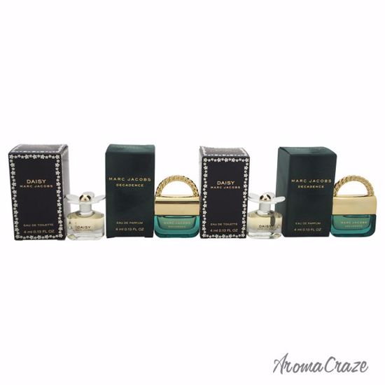 Marc Jacobs Fragrances Variety Gift Set for Women 4 pc