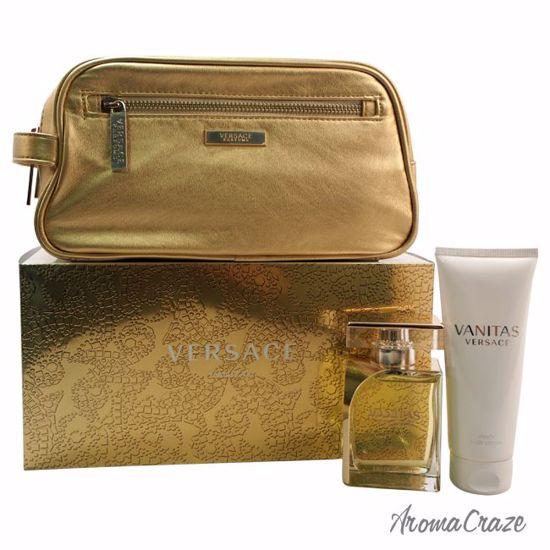 fe5388f226 Vanitas Versace Gift Set for Women 3 pc - AromaCraze.com - Best ...