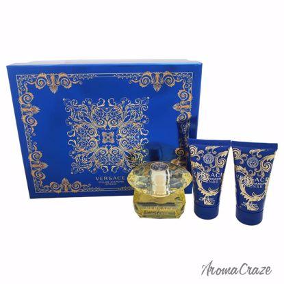 Versace Yellow Diamond Intense Gift Set for Women 3 pc