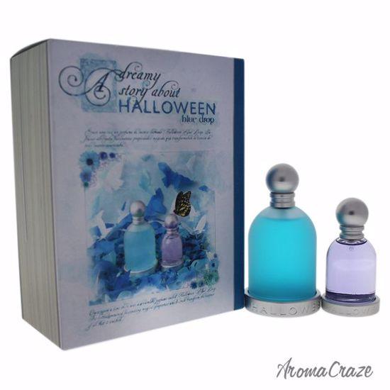 J. Del Pozo Halloween Blue Drop Gift Set for Women 2 pc