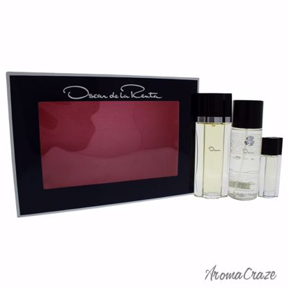 a4650853c Oscar De La Renta Gift Set for Women 3 pc - AromaCraze.com - Top ...