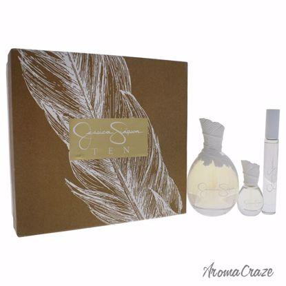 Jessica Simpson Ten Gift Set for Women 3 pc