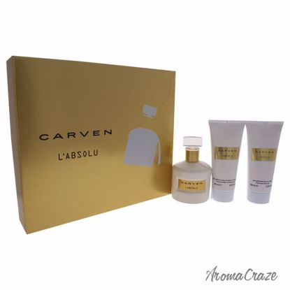 Carven L'Absolu Gift Set for Women 3 pc