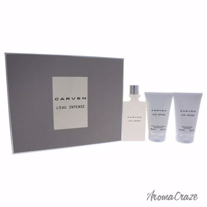 Carven L'Eau Intense Gift Set for Women 3 pc