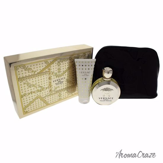 0dc76f6460 Versace Eros Pour Femme Gift Set for Women 3 pc - AromaCraze.com ...