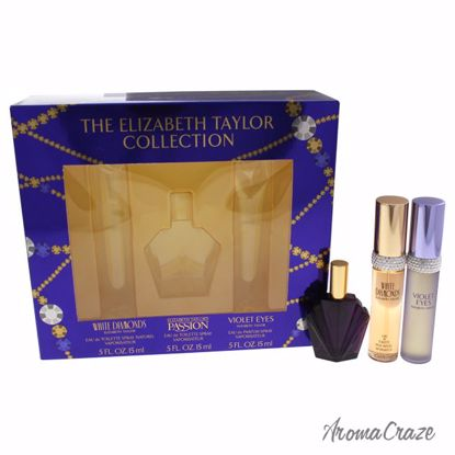 The Elizabeth Taylor Collection Gift Set for Women 3 pc