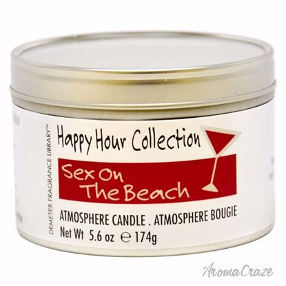 Demeter Sex on the Beach Candle Unisex 5.6 oz - Scented Candles | Best Scented Candles | Scented Candles in Bulk | Best Smelling Candles | Luxury Candles | Christmas Scented Candles | AromaCraze.com