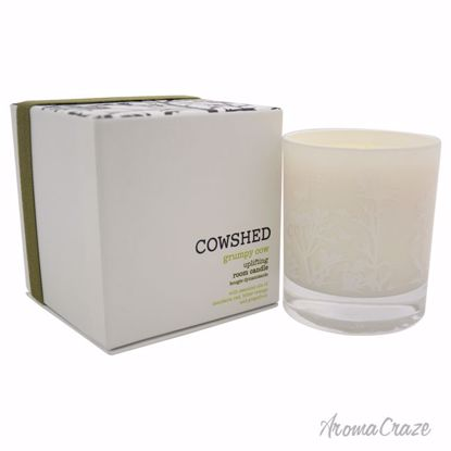 Cowshed Grumpy Cow Uplifting Room Candle Unisex 8.28 oz - Scented Candles | Best Scented Candles | Scented Candles in Bulk | Best Smelling Candles | Luxury Candles | Christmas Scented Candles | AromaCraze.com