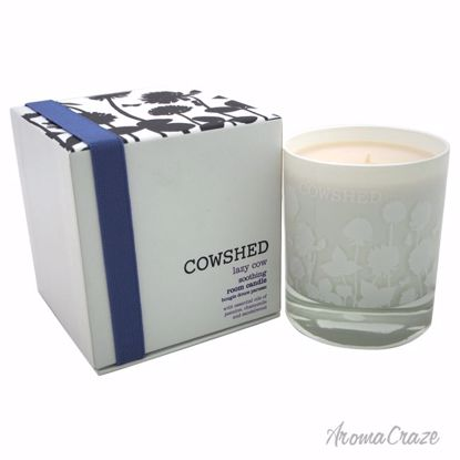 Cowshed Lazy Cow Soothing Room Candle for Women 8.28 oz - Scented Candles | Best Scented Candles | Scented Candles in Bulk | Best Smelling Candles | Luxury Candles | Christmas Scented Candles | AromaCraze.com