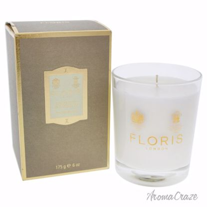 Floris London Grapefruit & Rosemary Scented Candle Unisex 6 oz - Scented Candles | Best Scented Candles | Scented Candles in Bulk | Best Smelling Candles | Luxury Candles | Christmas Scented Candles | AromaCraze.com