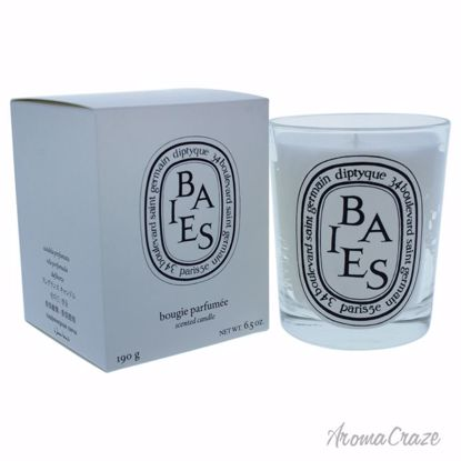 Diptyque Baies Scented Candle Unisex 6.5 oz - Scented Candles | Best Scented Candles | Scented Candles in Bulk | Best Smelling Candles | Luxury Candles | Christmas Scented Candles | AromaCraze.com