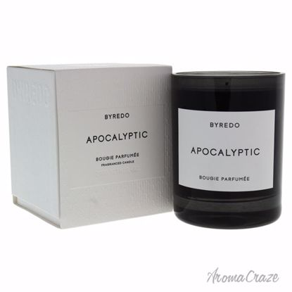 Byredo Apocalyptic Scented Candle Unisex 8.4 oz - Scented Candles | Best Scented Candles | Scented Candles in Bulk | Best Smelling Candles | Luxury Candles | Christmas Scented Candles | AromaCraze.com