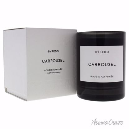 Byredo Carrousel Scented Candle Unisex 8.4 oz - Scented Candles | Best Scented Candles | Scented Candles in Bulk | Best Smelling Candles | Luxury Candles | Christmas Scented Candles | AromaCraze.com