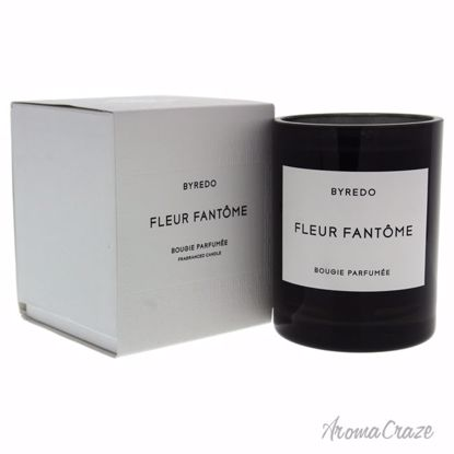 Byredo Fleur Fantome Scented Candle Unisex 8.4 oz - Scented Candles | Best Scented Candles | Scented Candles in Bulk | Best Smelling Candles | Luxury Candles | Christmas Scented Candles | AromaCraze.com