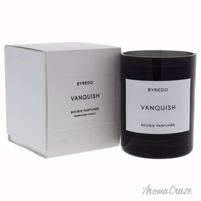 Byredo Vanquish Scented Candle Unisex 8.4 oz - Scented Candles | Best Scented Candles | Scented Candles in Bulk | Best Smelling Candles | Luxury Candles | Christmas Scented Candles | AromaCraze.com