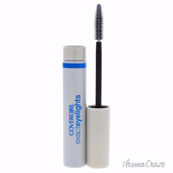 d1d4195a624 CoverGirl Exact Eyelights Waterproof Mascara # 730 Black Pearl for Women  0.24 oz
