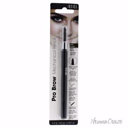Ardell Pro Brow Mechanical Pencil Dark Brown Brow Pencil for Women 0.007 oz - Eye Makeup | Eye Makeup Kit | Eye Shadow | Eye liner | Eye Mascara | Eye Cosmetics Products | Eye Makeup For Big Eyes | Buy Eye Makeup Online | AromaCraze.com
