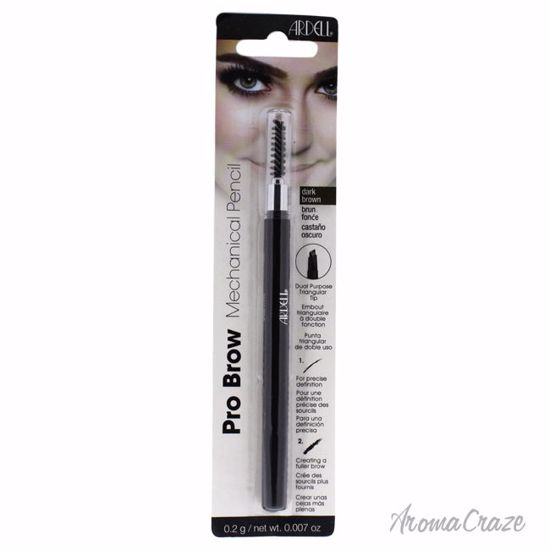 Ardell Pro Brow Mechanical Pencil Dark Brown Brow Pencil for Women 0.007 oz 21d161b99