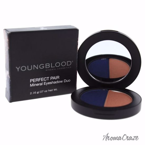 Youngblood Perfect Pair Mineral Eyeshadow Duo Graceful for Women 0.07 oz - Eye Makeup | Eye Makeup Kit | Eye Shadow | Eye liner | Eye Mascara | Eye Cosmetics Products | Eye Makeup For Big Eyes | Buy Eye Makeup Online | AromaCraze.com