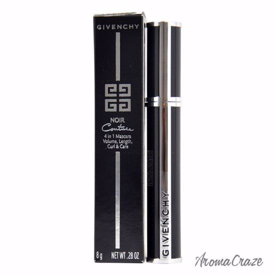 3399412ca09 Givenchy Noir Couture 4 In 1 Mascara #1 Black Satin for Women 0.28 ...