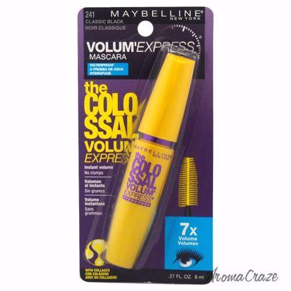 Maybelline The Colossal Volum Express Waterproof Mascara # 2