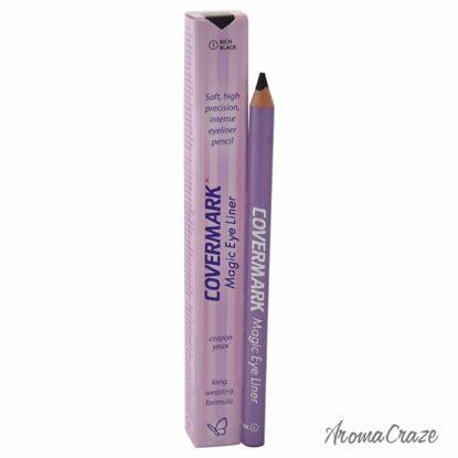 Covermark Magic Eyeliner # 1 Rich Black for Women 0.05 oz