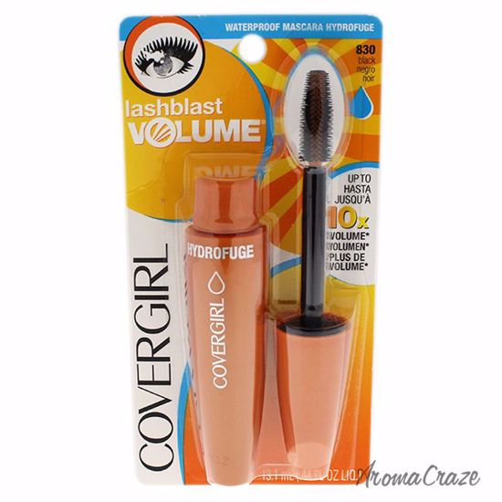 a0330a27c49 CoverGirl Lashblast Volume Waterproof Mascara # 830 Black for Women 0.44 oz