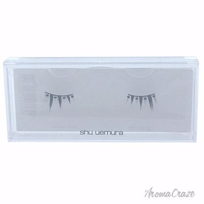 Shu Uemura False Eyelashes Mini Black Crystal for Women 1 Pa