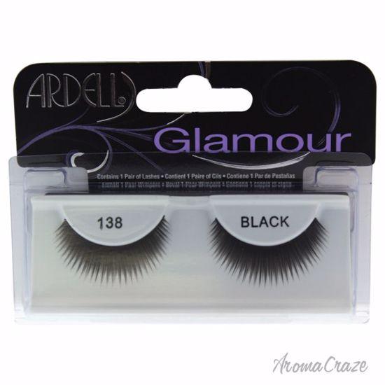 2c09c5d6f73 Ardell Glamour # 138 Black Eyelashes for Women 1 Pair - AromaCraze ...