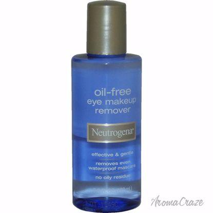 Neutrogena Oil-Free Eye Makeup Remover Unisex 5.5 oz