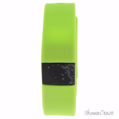 Eclock EK-H5 Health Sports Green Silicone Bracelet Unisex 1