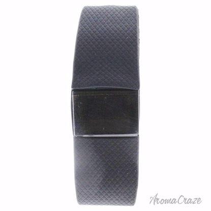 Eclock EK-H1 Health Sports Black Silicone Bracelet Unisex 1