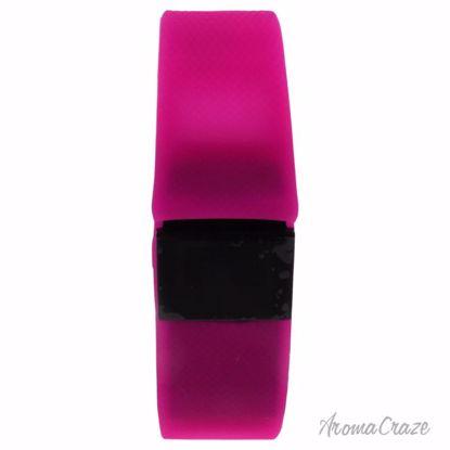 Eclock EK-H6 Health Sports Pink Silicone Bracelet Unisex 1 P