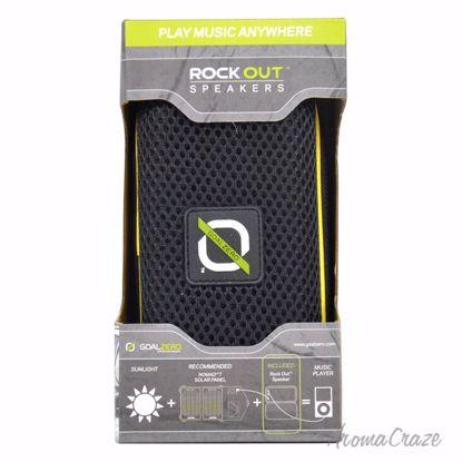 Goal Zero Rock Out Portable Yellow Speakers Unisex 1 Pc