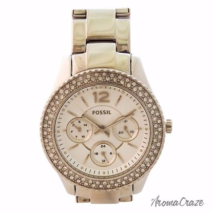 Fossil ES3588P Stella Multifunction Stainless Steel Watch fo
